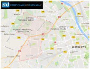 Przepychanie rur Warszawa