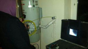 Lokalizacja i usunięcie zatoru w instalacji odkurzacza centralnego
